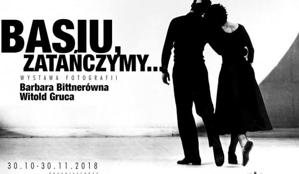Going. | Wystawa - Basiu, Zatańczymy / Barbara Bittnerówna, Witold Gruca - Centrum Sztuki Tańca w Warszawie