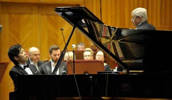 Going. | Recital fortepianowy Hyuka Lee na UMK - Aula UMK