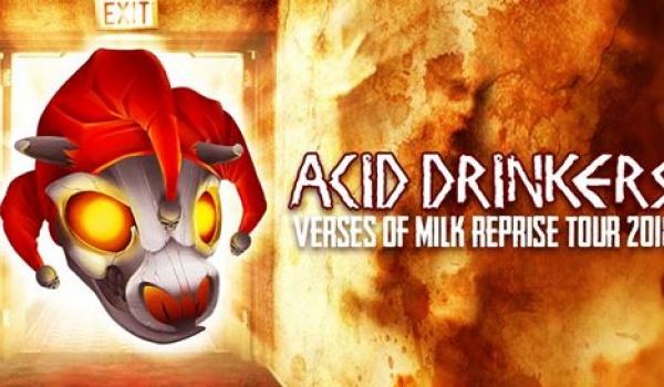 Going.   Acid Drinkers - Lizard King