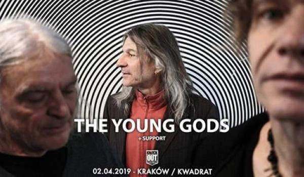 Going. | The Young Gods - Klub Studencki Kwadrat