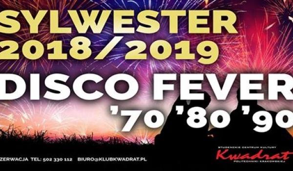 Going. | Sylwester 2018/2019 - Disco Fever - Klub Studencki Kwadrat