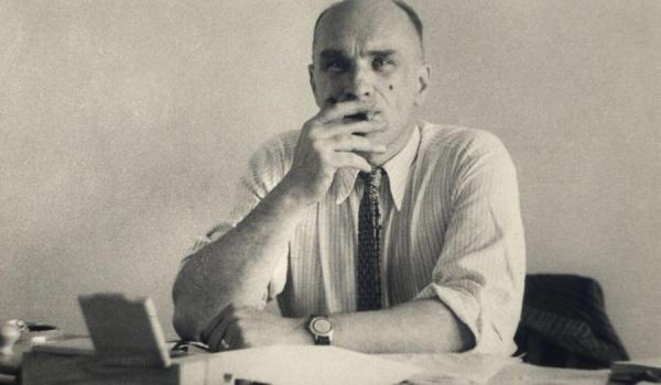 Going. | Biografia Iwaszkiewicza. Spotkanie z Radosławem Romaniukiem - Dom Literatury w Łodzi