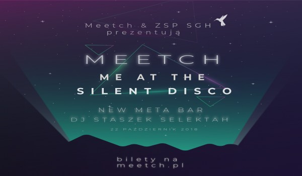 Going. | Meetch me at the Silent Disco - New Meta Bar