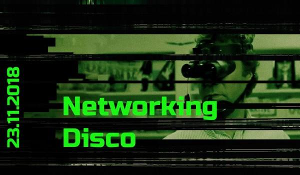 Going. | Networking Disco x RSS B0YS x John Lake - Drzwi Zwane Koniem
