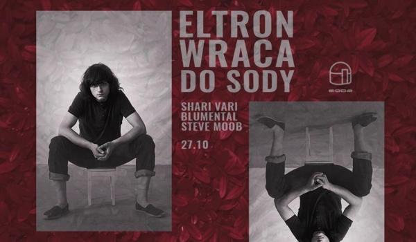 Going. | Eltron wraca do Sody - SODA Underground Stage