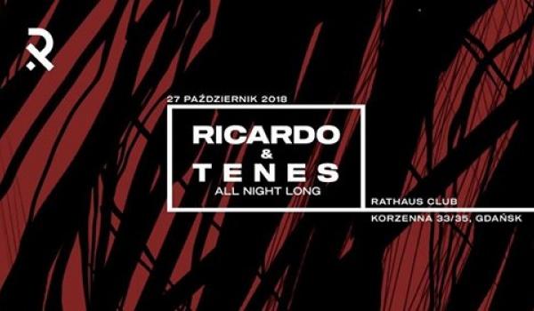 Going. | Ricardo & Tenes All Night - Rathaus