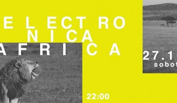 Going. | Electronica Africa w Ziemi - Ziemia