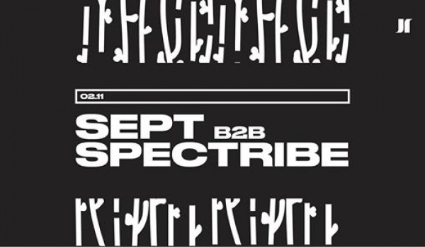 Going. | Sept b2b Spectribe - Jasna 1