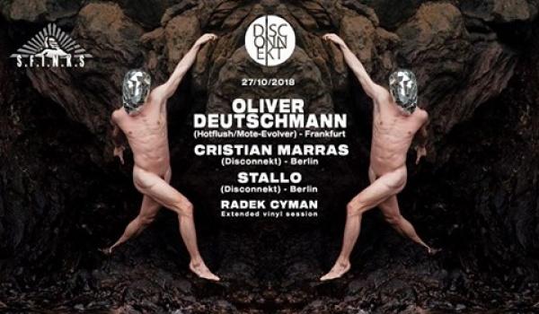 Going. | Oliver Deutschmann / Disconnekt Berlin ❚ Sfinks700 - Sfinks700