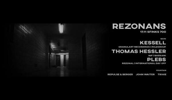 Going. | Rezonans IV / Kessell / Thomas Hessler / PLEBS - Sfinks700