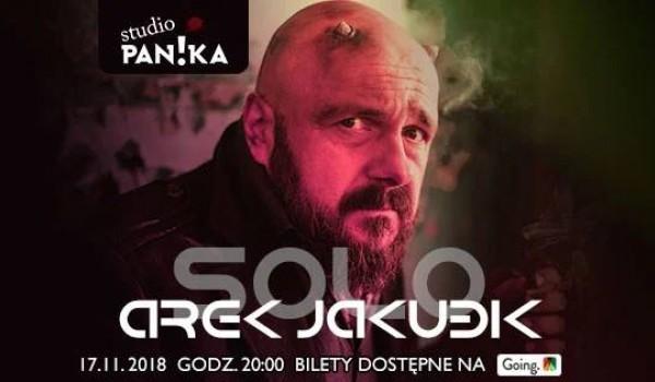 "Going. | ZMIANA DATY | Arek Jakubik SOLO - ""Szatan na Kabatach"" - Studio Panika"