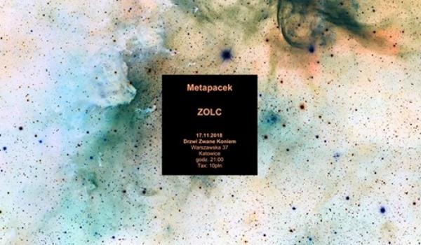 Going. | Metapacek x ZOLC - Drzwi Zwane Koniem