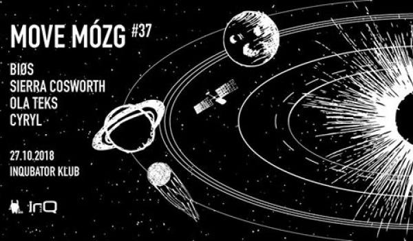 Going.   Move Mózg #37   INQbator - INQbator Klub