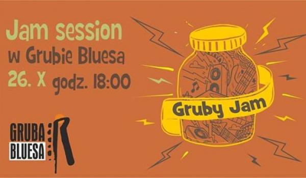 Going.   Gruby Jam w Grubie Bluesa - Gruba Bluesa