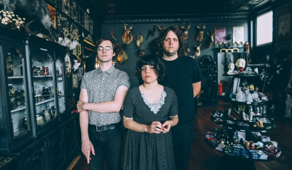 Going. | Screaming Females + Fertile Hump - Hydrozagadka