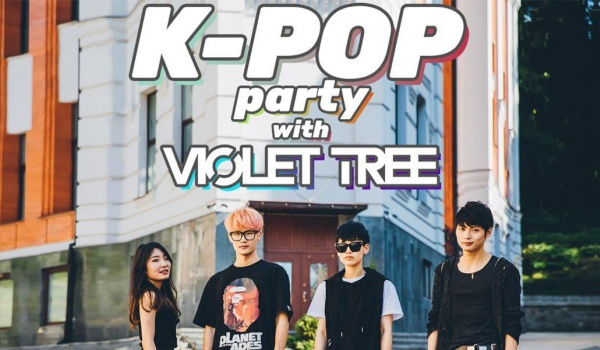 Going. | K-POP party with Violet Tree (KR) - Magnetofon