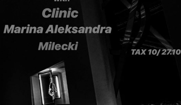 Going. | NIGHT SHIFT : Clinic / Marina Aleksandra / Milecki - PUBliczny