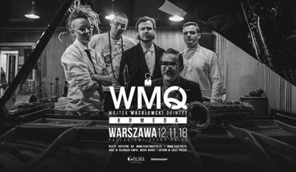 "Going. | Wojtek Mazolewski Quintet - ""Komeda"" - Palladium"