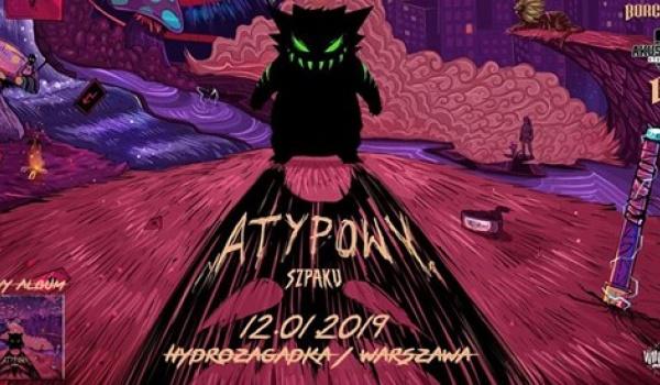 Going. | Szpaku | Atypowy Tour - Hydrozagadka