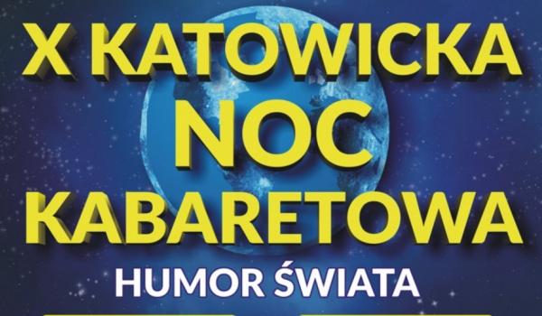 Going. | X Katowicka Noc Kabaretowa - Spodek