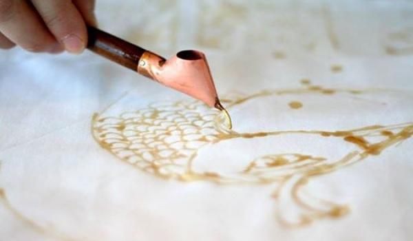 Warsztaty z batiku | sztuka zdobienia tkanin | Wtorek, 23 października 2018