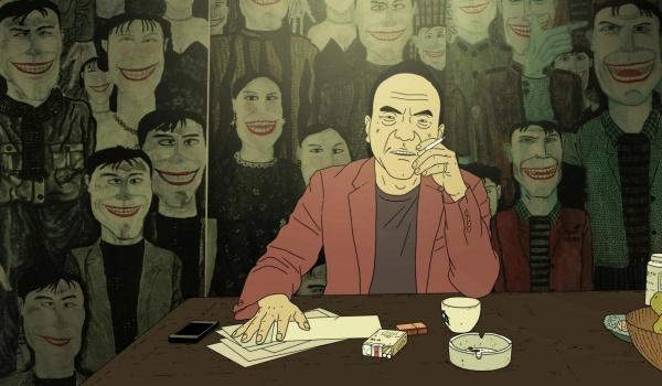 Going. | Miłego dnia - Kino Muranów