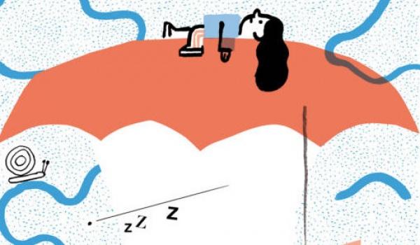Going. | Niezła nuda! – rodzinne ćwiczenia twórcze i filozoficzne - BWA Dizajn