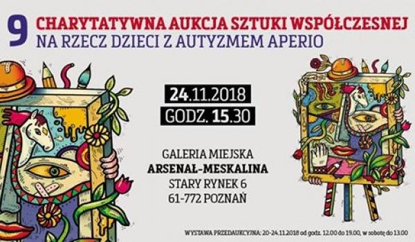 Going. | 9 Aukcja Sztuki Aperio - Klubokawiarnia Meskalina