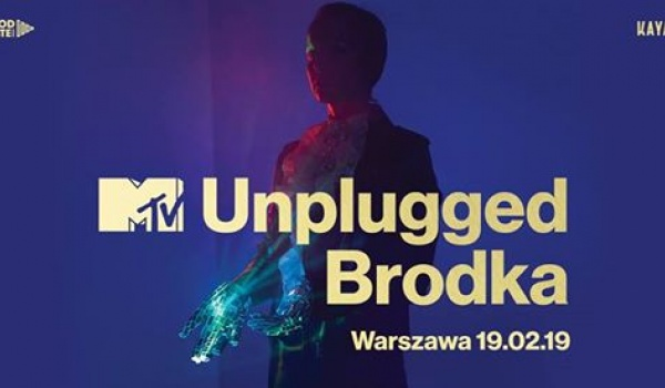 Going. | Brodka MTV Unplugged - Nowy Teatr