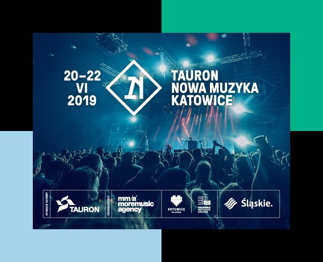 Going. | Bilety Early Birds na Tauron Nowa Muzyka Katowice już dostępne!
