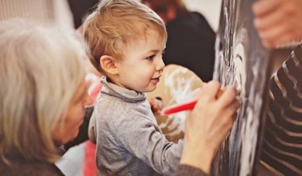 Going. | G–Dzieci poeci? | Warsztaty rodzinne dla dzieci 3-5 lat - Muzeum Łazienki Królewskie
