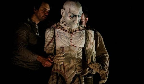 Going.   Frankenstein - retransmisja spektaklu National Theatre - Kino Centrum