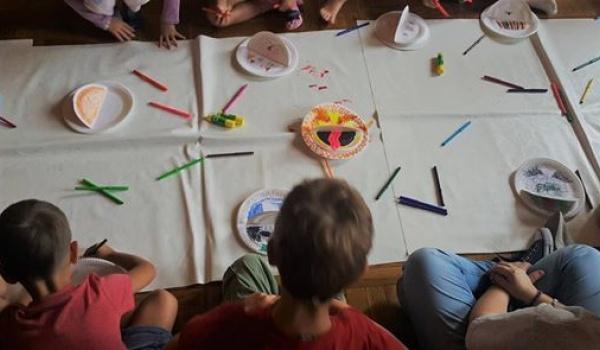 Going. | Kreatywna Plastyka dla Przedszkolaków w #KFK - Krakowskie Forum Kultury