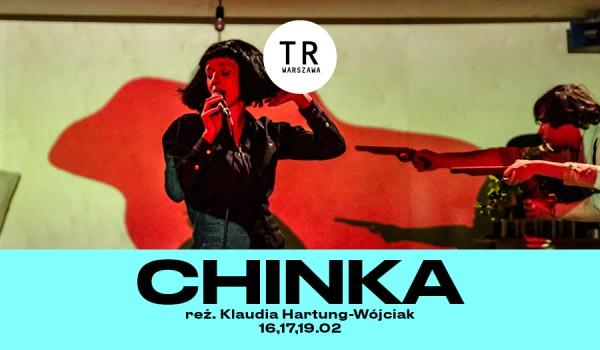 Going. | Chinka - TR Warszawa