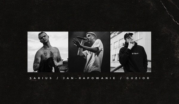 Going. | Sarius | Guzior | Jan-Rapowanie - LUKR