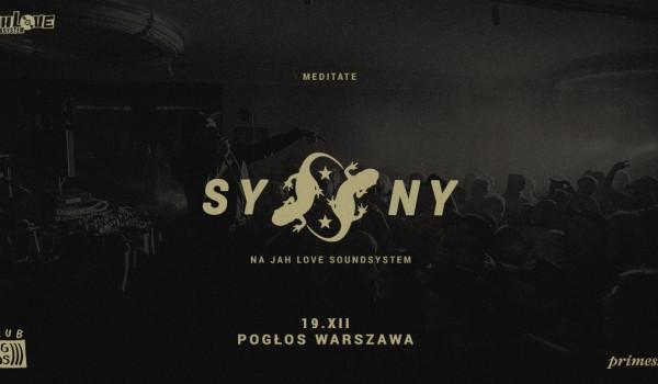 Going.   SOLD OUT / Syny na Jah Love Soundsystem - Pogłos