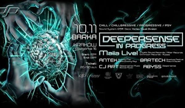 Going. | Deepersense in Progress with Maiia - Barka