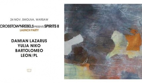 Going. | Damian Lazarus / Yulia Niko / Bartolomeo / Leon - Smolna