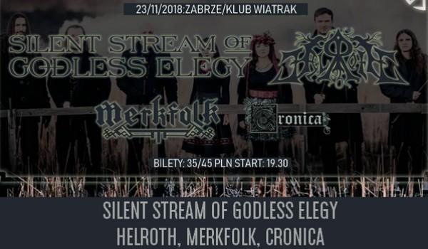 Going. | Silent Stream of Godless Elegy, Helroth, Merkfolk, Cronica [ODWOŁANY] - Klub CK Wiatrak