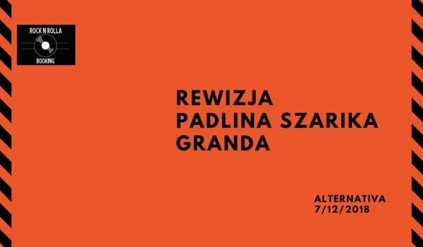 Going. | Rewizja, Padlina Szarika, Granda - Alternativa Club