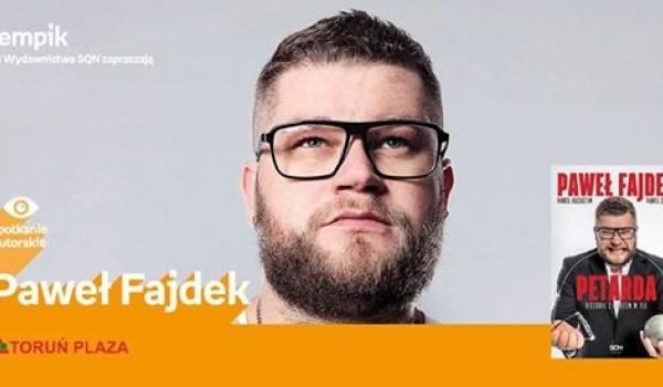 Going. | Paweł Fajdek | Empik Plaza - Toruń Plaza