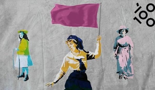 Going.   100 FLAG   warsztaty - Muzeum nad Wisłą