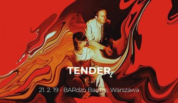 Going. | Tender - BARdzo bardzo