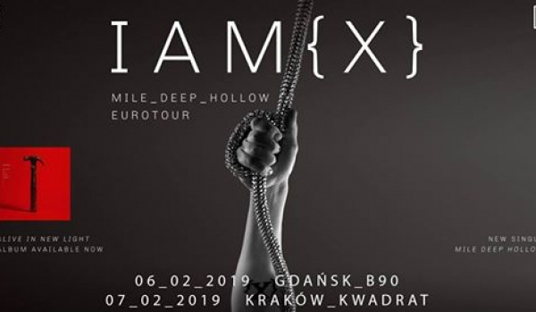 Going.   IAMX - B90
