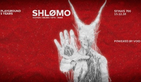 Going. | Shlømo (Taapion / Delsin / ARTS - Paryż) at Playground 5 Years - Sfinks700