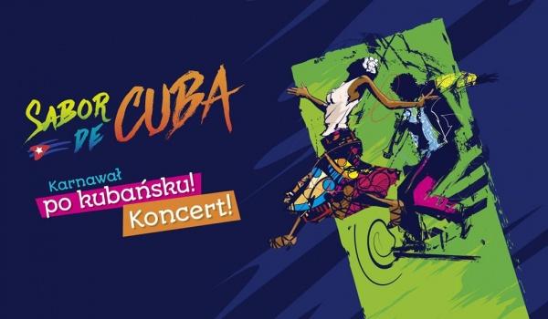 Going. | SABOR de CUBA - Karnawał po kubańsku live! - Scenografia