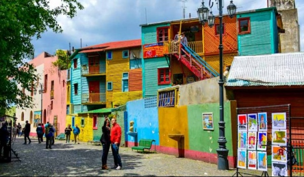 Going. | Buenos Ajres Señoritas! vol.6 # DJ Arcadio Morales - Klub Zmiana Klimatu