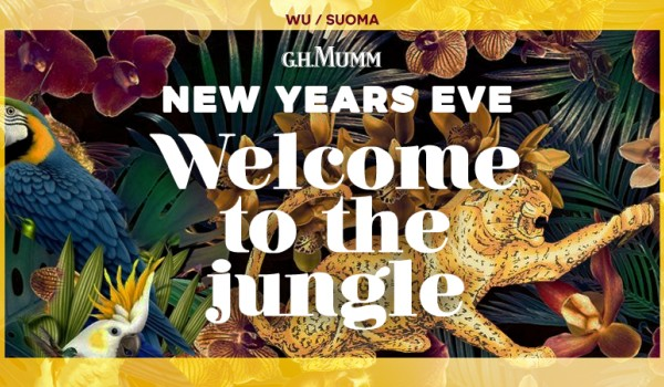 Going. | New Years Eve | Welcome to the jungle - Klub Czekolada Poznań