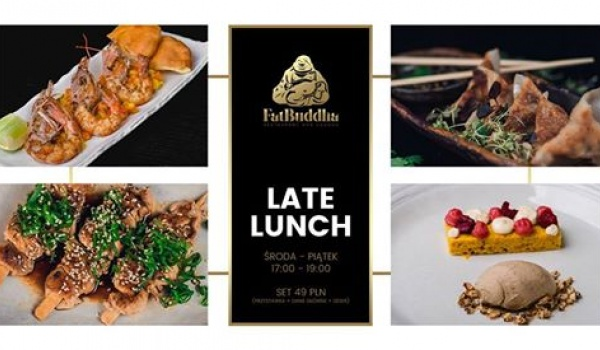 Going. | LATE LUNCH - Fat Buddha Warsaw