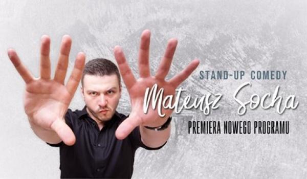 Going. | Mateusz Socha - Premiera nowego programu - Zet Pe Te
